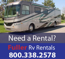 Fuller RV Sales and Rental