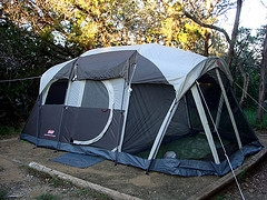 best family tents on coleman family tent coleman family tent & The Best Tent For Camping With Kids: How to assemble a big family ...